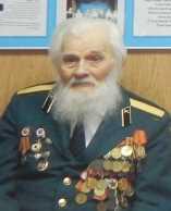 Юбилей ветерана